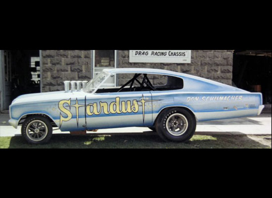 1966 AWB Dodge Charger Funny Car